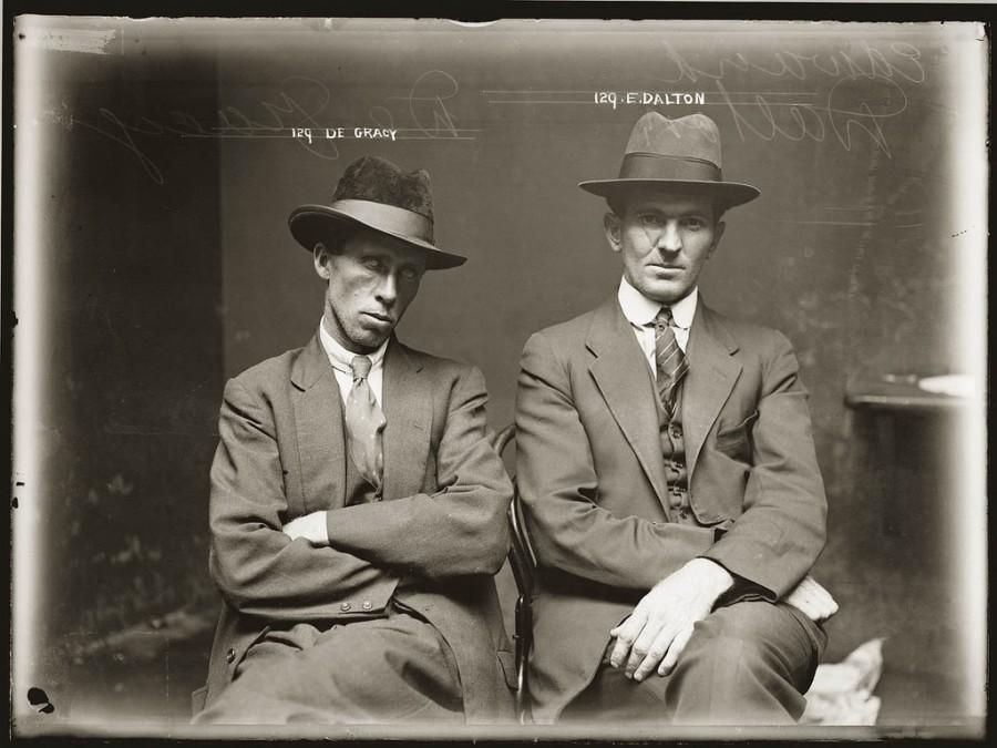 photo police sydney australie mugshot 1920 01 900x675 Portraits de criminels australiens dans les années 1920