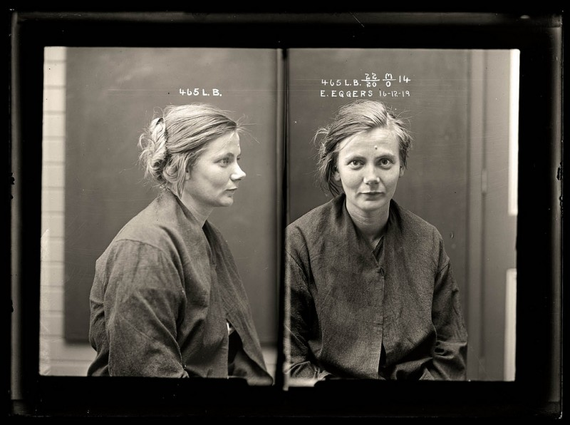photo police sydney australie mugshot 1920 02 800x596 Portraits de criminels australiens dans les années 1920