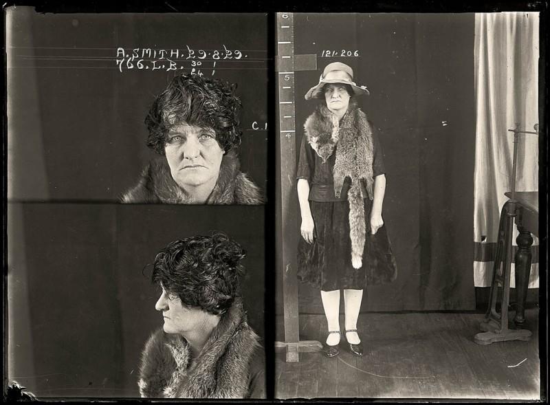 photo police sydney australie mugshot 1920 03 800x589 Portraits de criminels australiens dans les années 1920