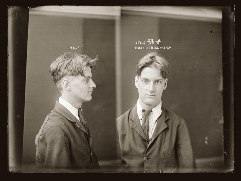 photo police sydney australie mugshot 1920 12 800x603 Portraits de criminels australiens dans les années 1920