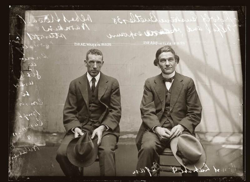photo police sydney australie mugshot 1920 13 800x582 Portraits de criminels australiens dans les années 1920