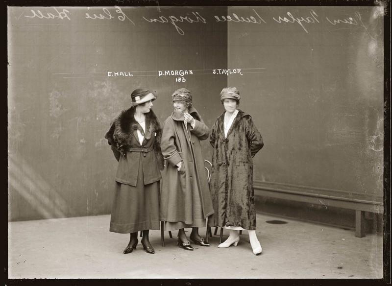 photo police sydney australie mugshot 1920 18 800x584 Portraits de criminels australiens dans les années 1920