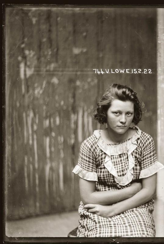 photo police sydney australie mugshot 1920 24 538x800 Portraits de criminels australiens dans les années 1920