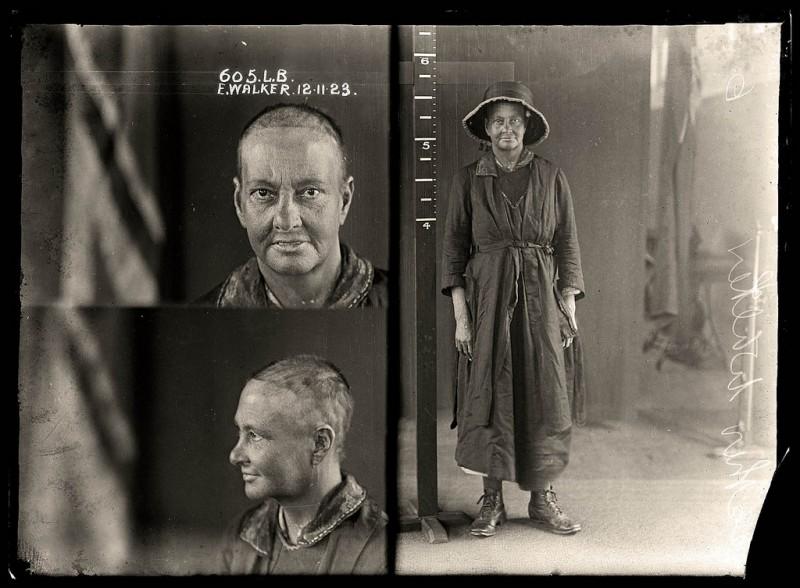photo police sydney australie mugshot 1920 27 800x588 Portraits de criminels australiens dans les années 1920