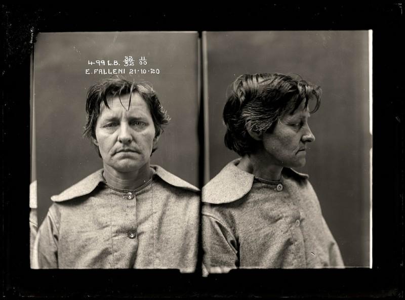 photo police sydney australie mugshot 1920 33 800x593 Portraits de criminels australiens dans les années 1920