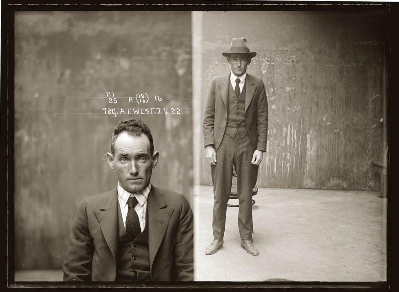 photo police sydney australie mugshot 1920 35 800x585 Portraits de criminels australiens dans les années 1920