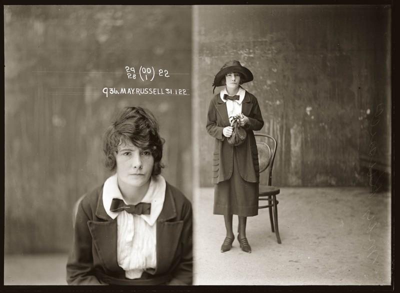 photo police sydney australie mugshot 1920 38 800x586 Portraits de criminels australiens dans les années 1920