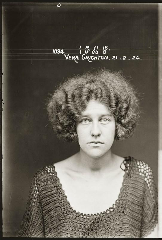 photo police sydney australie mugshot 1920 45 542x800 Portraits de criminels australiens dans les années 1920