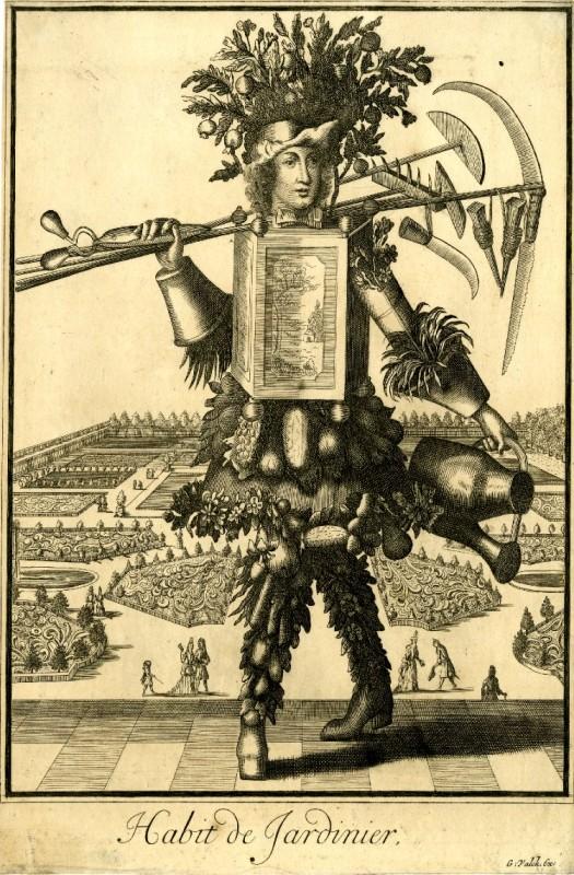 Nicolas Larmessin Costumes Grotesques Habit metier 02 525x800 Costumes grotesques et métiers de Nicolas de Larmessin
