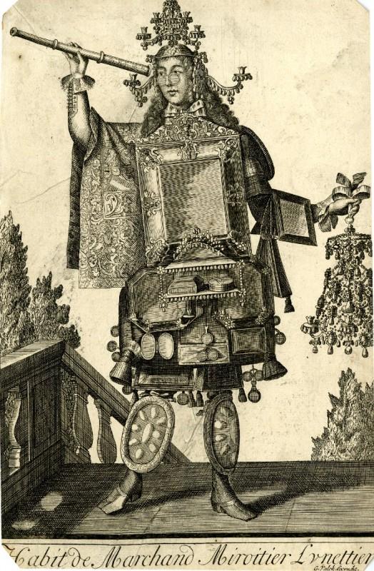 Nicolas Larmessin Costumes Grotesques Habit metier 04 524x800 Costumes grotesques et métiers de Nicolas de Larmessin