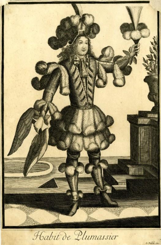 Nicolas Larmessin Costumes Grotesques Habit metier 05 526x800 Costumes grotesques et métiers de Nicolas de Larmessin