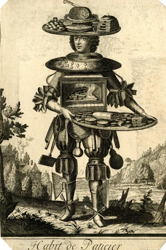 Nicolas Larmessin Costumes Grotesques Habit metier 07 532x800 Costumes grotesques et métiers de Nicolas de Larmessin