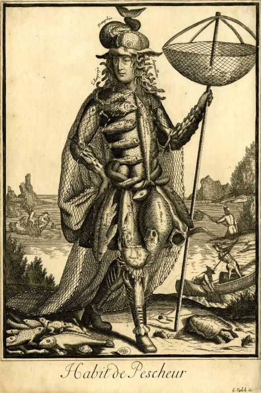 Nicolas Larmessin Costumes Grotesques Habit metier 08 532x800 Costumes grotesques et métiers de Nicolas de Larmessin