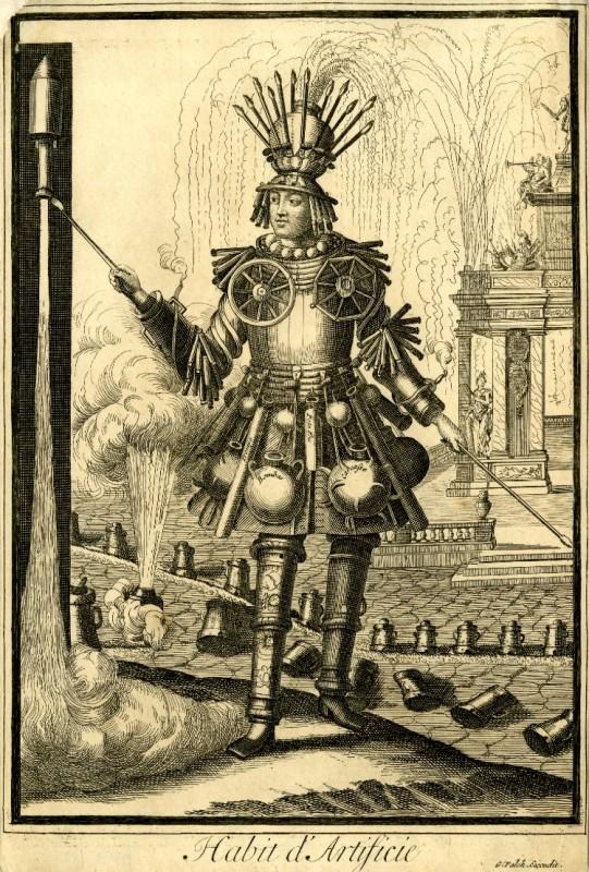 Nicolas Larmessin Costumes Grotesques Habit metier 14 541x800 Costumes grotesques et métiers de Nicolas de Larmessin