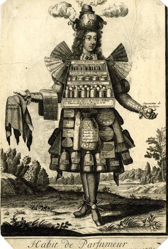 Nicolas Larmessin Costumes Grotesques Habit metier 15 541x800 Costumes grotesques et métiers de Nicolas de Larmessin