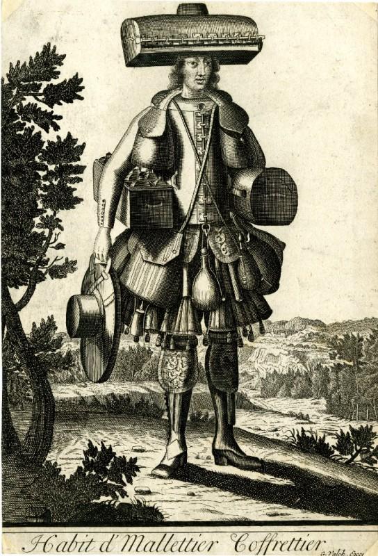 Nicolas Larmessin Costumes Grotesques Habit metier 18 544x800 Costumes grotesques et métiers de Nicolas de Larmessin