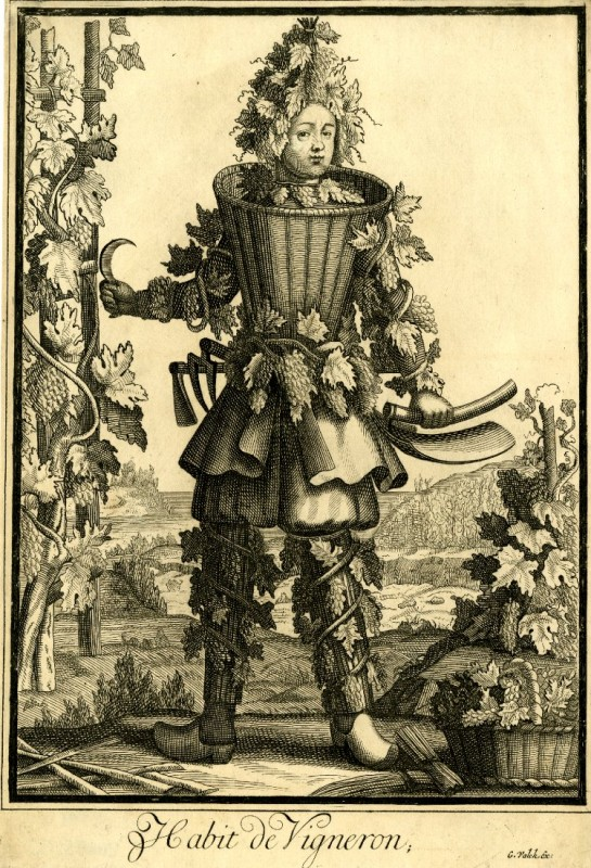 Nicolas Larmessin Costumes Grotesques Habit metier 20 545x800 Costumes grotesques et métiers de Nicolas de Larmessin
