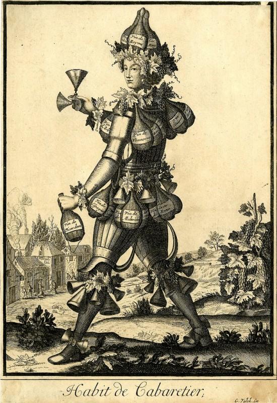 Nicolas Larmessin Costumes Grotesques Habit metier 26 550x800 Costumes grotesques et métiers de Nicolas de Larmessin