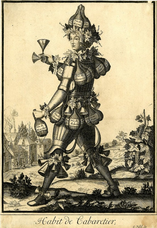 Nicolas-Larmessin-Costumes-Grotesques-Habit-metier-26