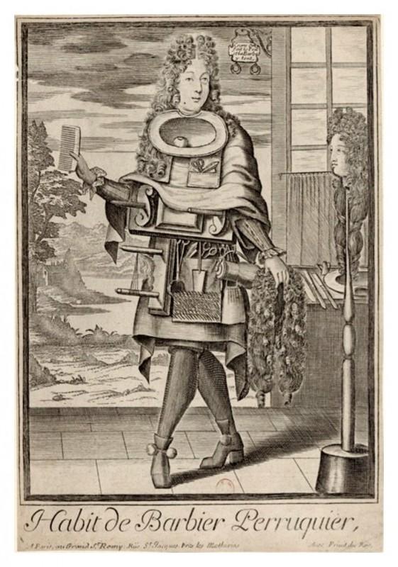 Nicolas Larmessin Costumes Grotesques Habit metier 31 561x800 Costumes grotesques et métiers de Nicolas de Larmessin