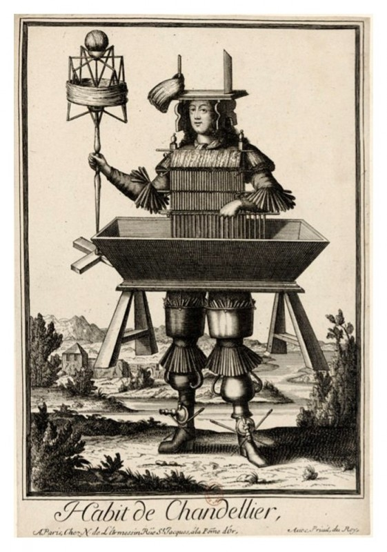 Nicolas Larmessin Costumes Grotesques Habit metier 32 561x800 Costumes grotesques et métiers de Nicolas de Larmessin