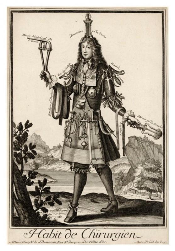 Nicolas Larmessin Costumes Grotesques Habit metier 33 557x800 Costumes grotesques et métiers de Nicolas de Larmessin