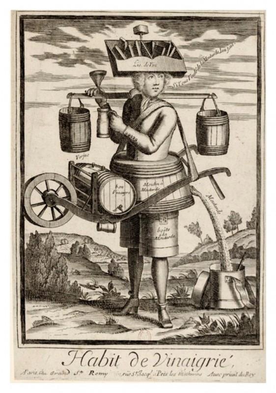 Nicolas Larmessin Costumes Grotesques Habit metier 37 562x800 Costumes grotesques et métiers de Nicolas de Larmessin