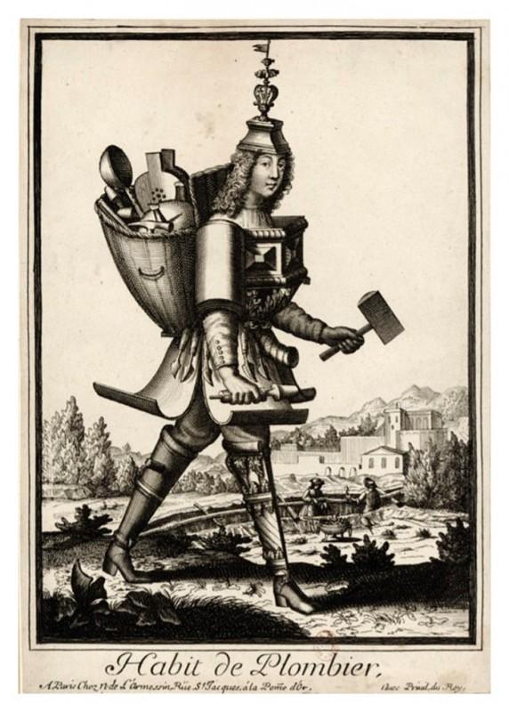 Nicolas-Larmessin-Costumes-Grotesques-Habit-metier-41