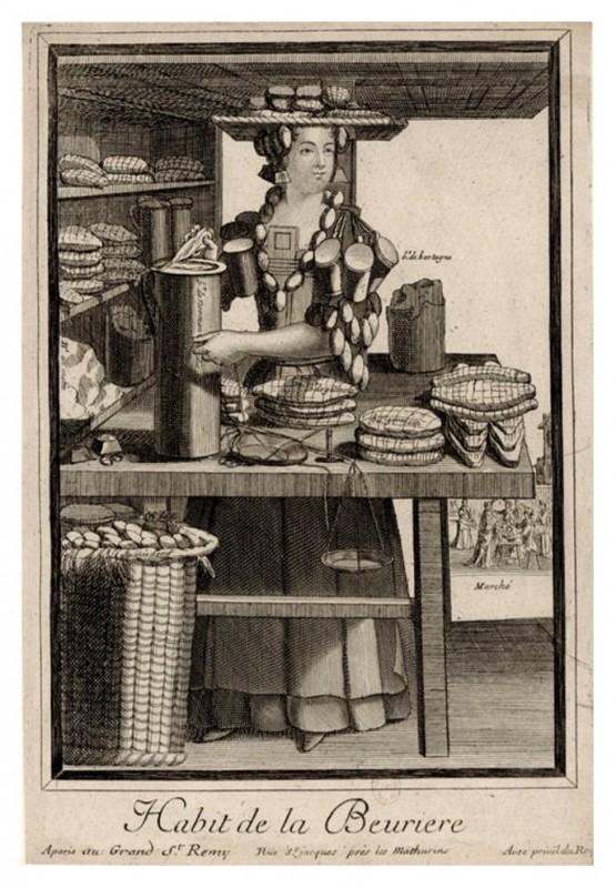 Nicolas Larmessin Costumes Grotesques Habit metier 46 555x800 Costumes grotesques et métiers de Nicolas de Larmessin