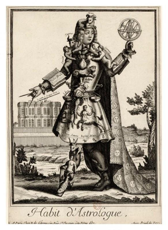 Nicolas Larmessin Costumes Grotesques Habit metier 47 583x800 Costumes grotesques et métiers de Nicolas de Larmessin