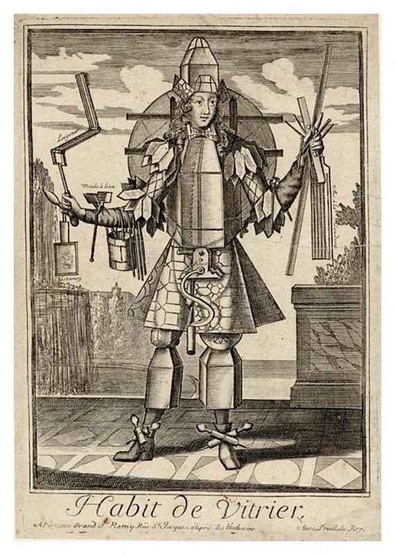 Nicolas-Larmessin-Costumes-Grotesques-Habit-metier-49