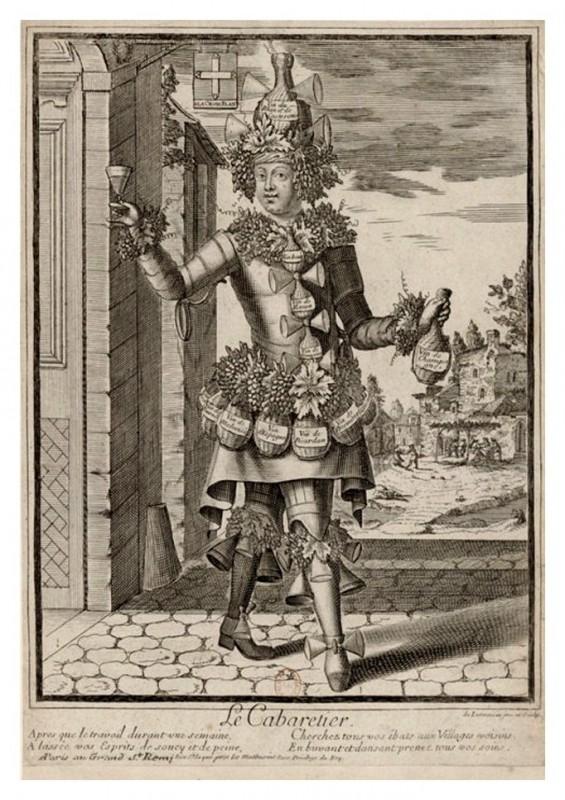 Nicolas Larmessin Costumes Grotesques Habit metier 56 565x800 Costumes grotesques et métiers de Nicolas de Larmessin