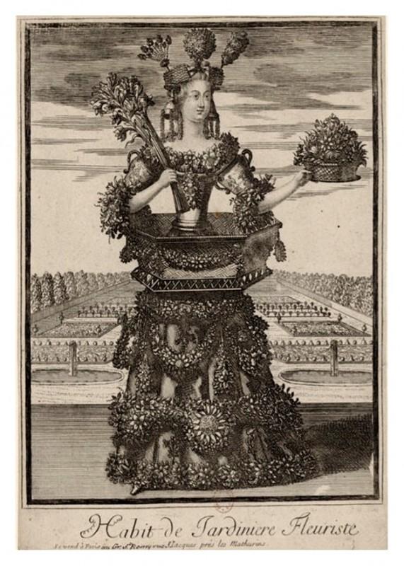 Nicolas Larmessin Costumes Grotesques Habit metier 63 571x800 Costumes grotesques et métiers de Nicolas de Larmessin
