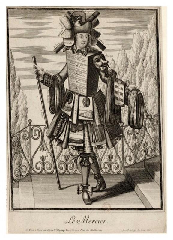Nicolas Larmessin Costumes Grotesques Habit metier 64 577x800 Costumes grotesques et métiers de Nicolas de Larmessin