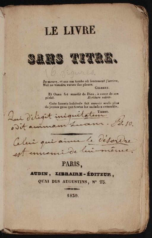 livre sans titre 1830 danger masturbation 02 512x800 Le Livre Sans Titre, 1830   Les dangers de la masturbation