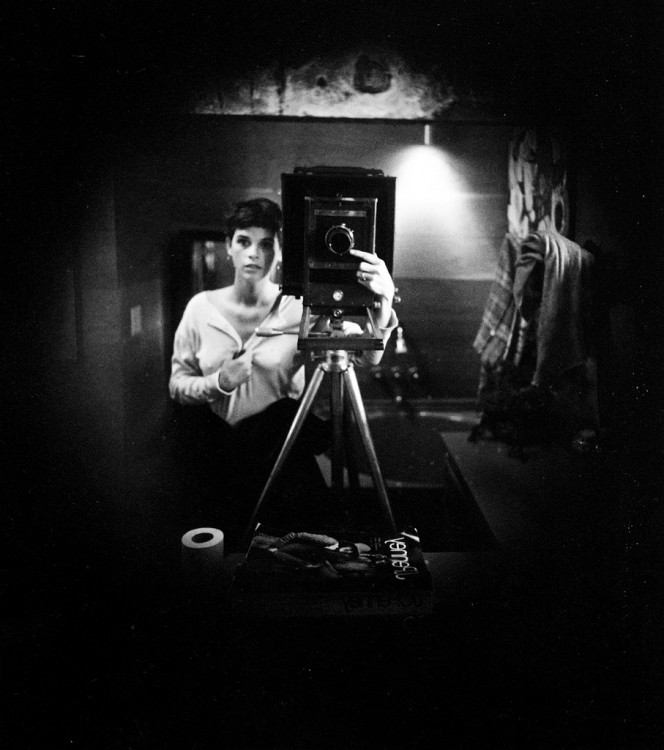Sally Mann 664x750 Autoportraits de photographes