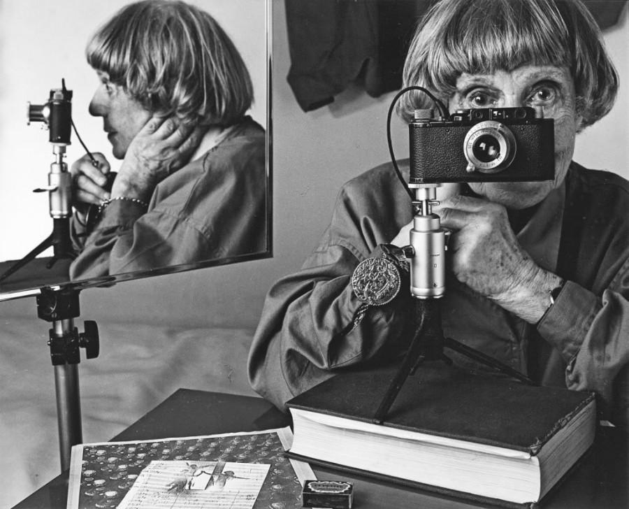 Ilse Bing - 1986