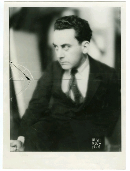 man ray self portrait 1924 Autoportraits de photographes