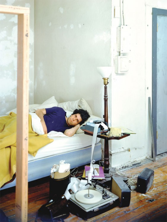 stephen shore 563x750 Autoportraits de photographes