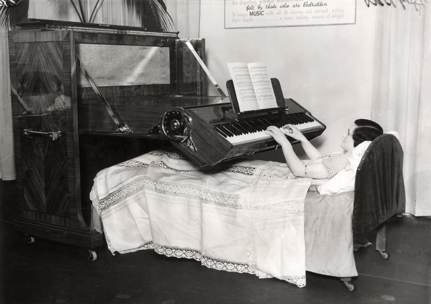 Piano pour malade