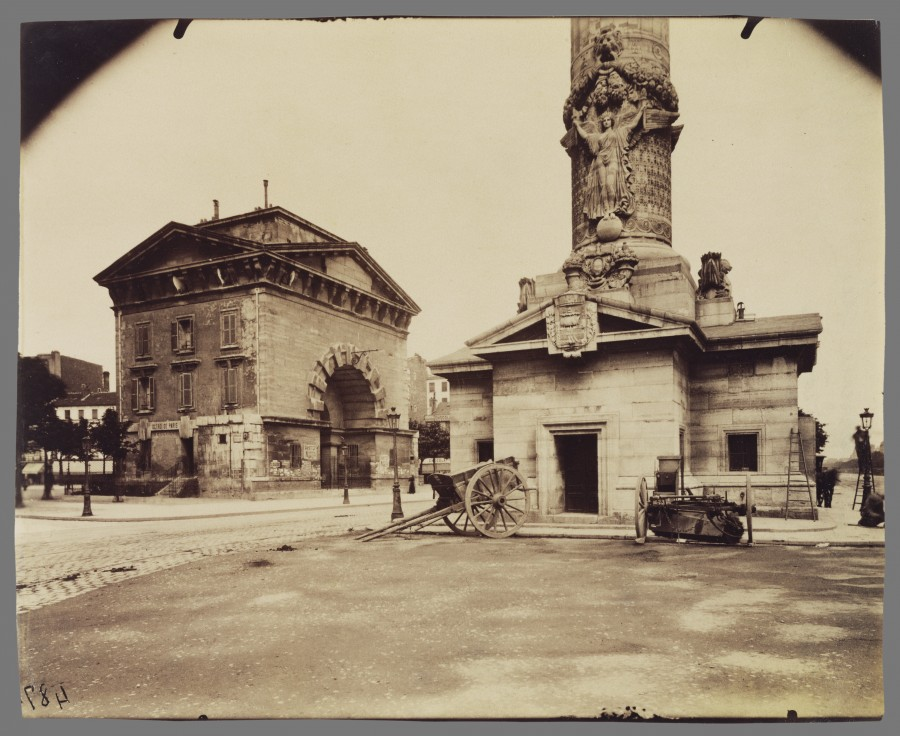 Atget-Paris-Ancienne-Barrire-du-Trone
