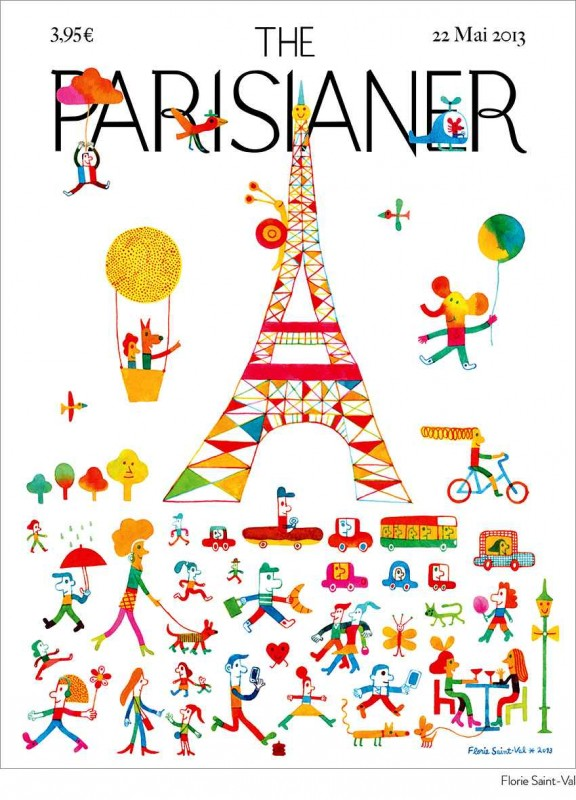 parisianer 08 576x800 The Parisianer  design art