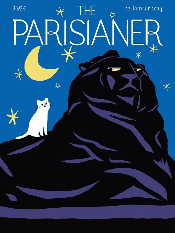 parisianer 11 600x800 The Parisianer  design art