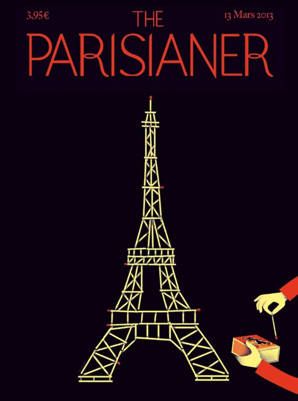parisianer 12 595x800 The Parisianer  design art