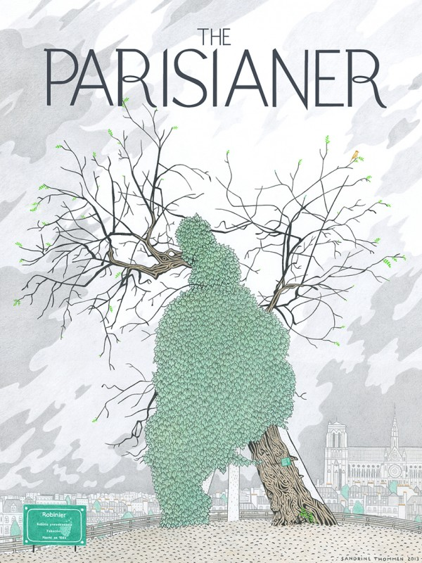 parisianer 17 600x800 The Parisianer  design art