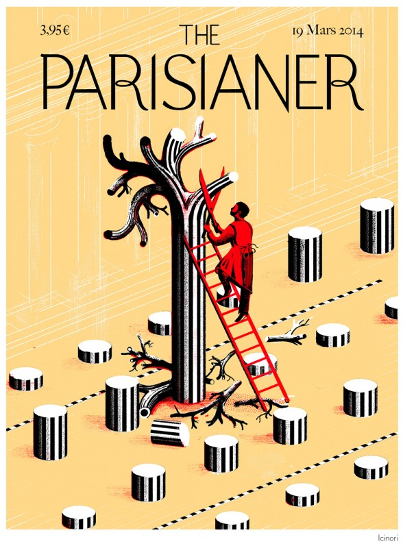 parisianer 22 588x800 The Parisianer  design art