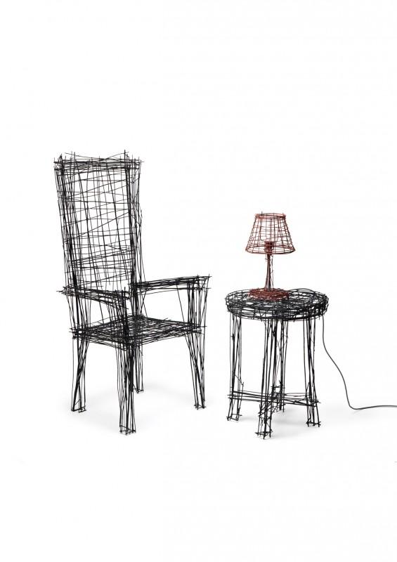 meuble dessin 07 565x800 Des meubles gribouillés  divers