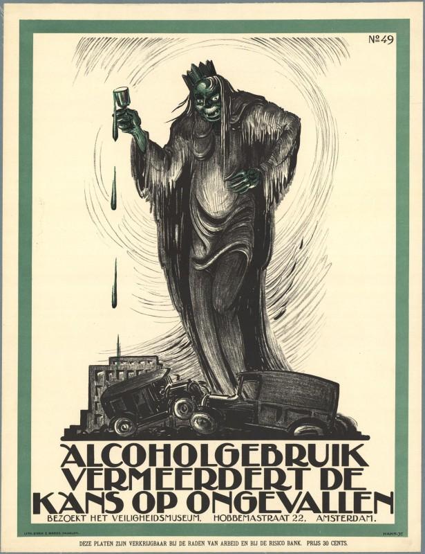 La consommation d'alcool augmente les risques d'accidents