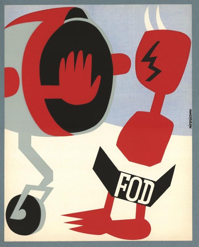 FOD = Federale Overheidsdienst = Service Public Fédéral